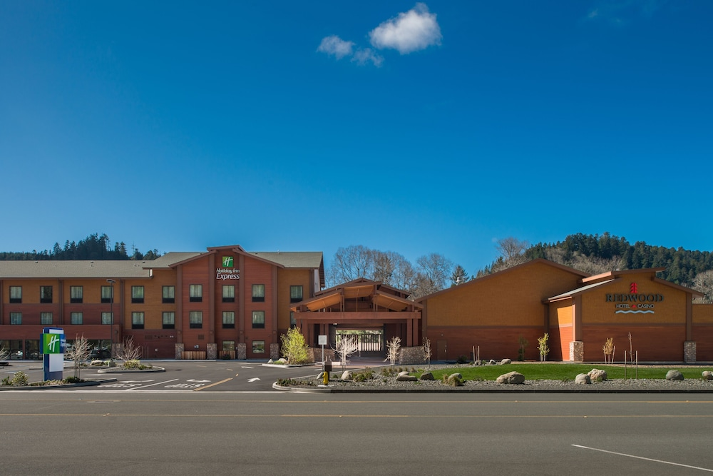 Exterior, Holiday Inn Express Klamath - Redwood Ntl Pk Area