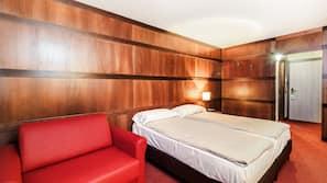 Caja fuerte, escritorio, cunas o camas infantiles (de pago)