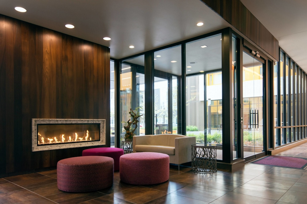Lobby, Residence Inn Portland Downtown/Pearl District