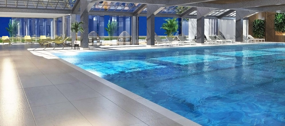 Indoor Pool, Valamar Meteor Hotel