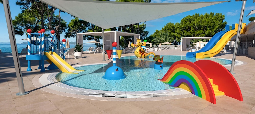 Children's Pool, Valamar Meteor Hotel