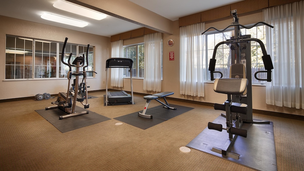 Fitness Facility, Best Western Palo Duro Canyon Inn & Suites