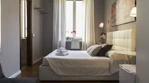 客房内保险箱、免费 WiFi、床单