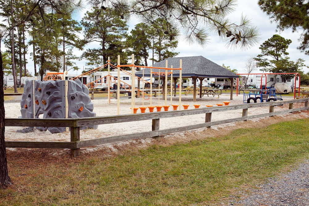 Children's Area, New Point RV Resort
