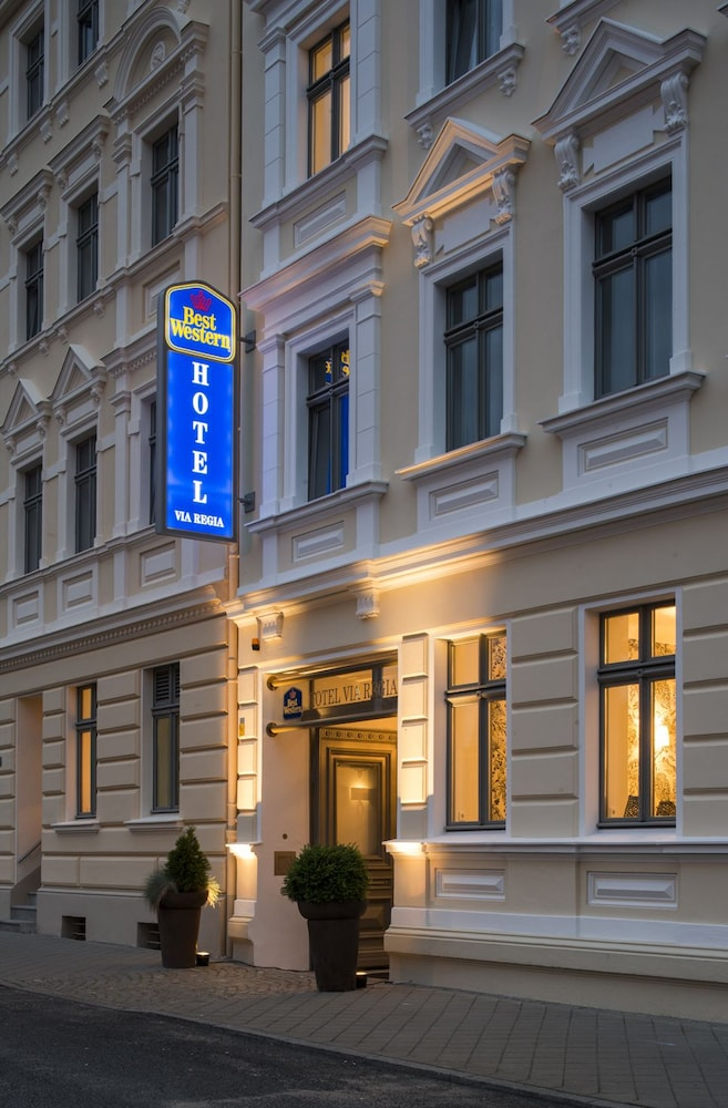 best western hotel via regia in upper lusatia hotel rates reviews on orbitz. Black Bedroom Furniture Sets. Home Design Ideas