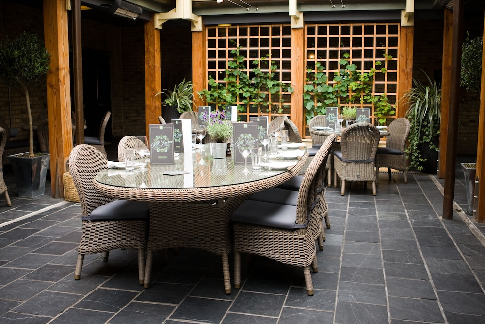 Terrace/Patio, Hotel du Vin & Bistro York