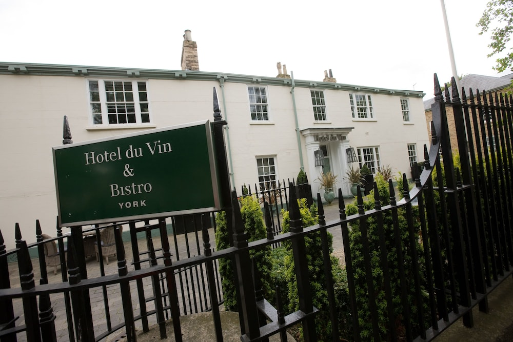 Front of Property, Hotel du Vin & Bistro York