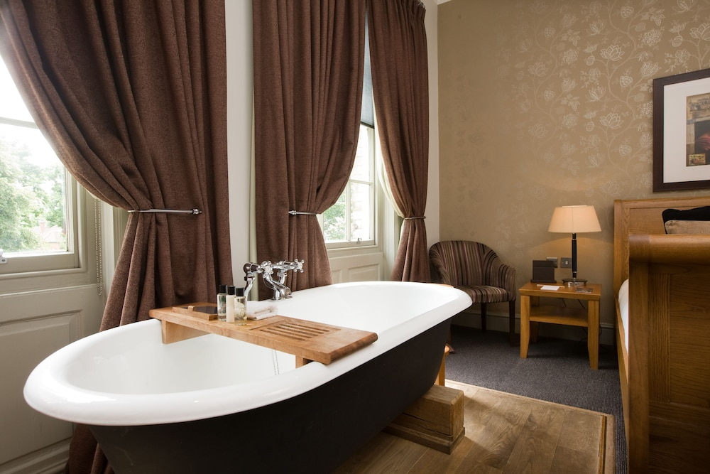 Deep Soaking Bathtub, Hotel du Vin & Bistro York
