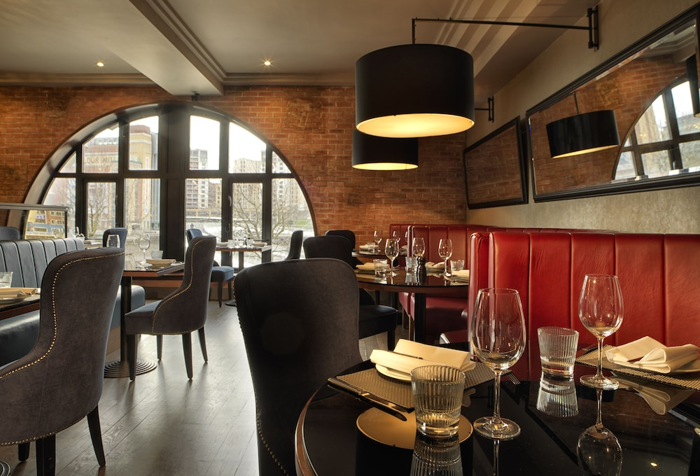 Restaurant, Malmaison Newcastle