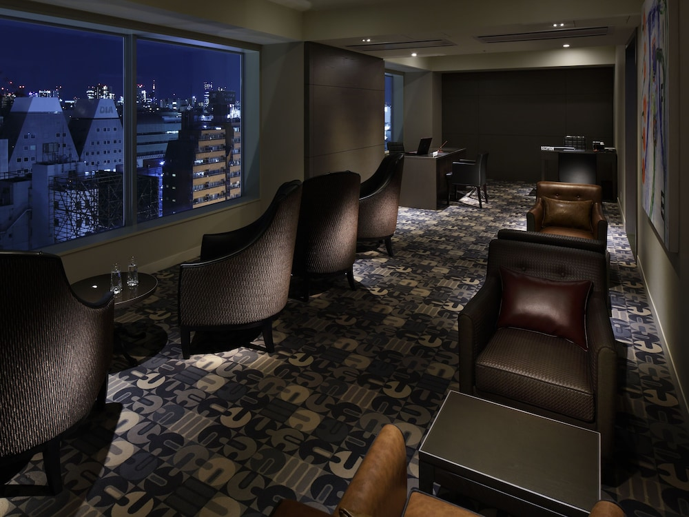 Executive Lounge, Shinjuku Granbell Hotel