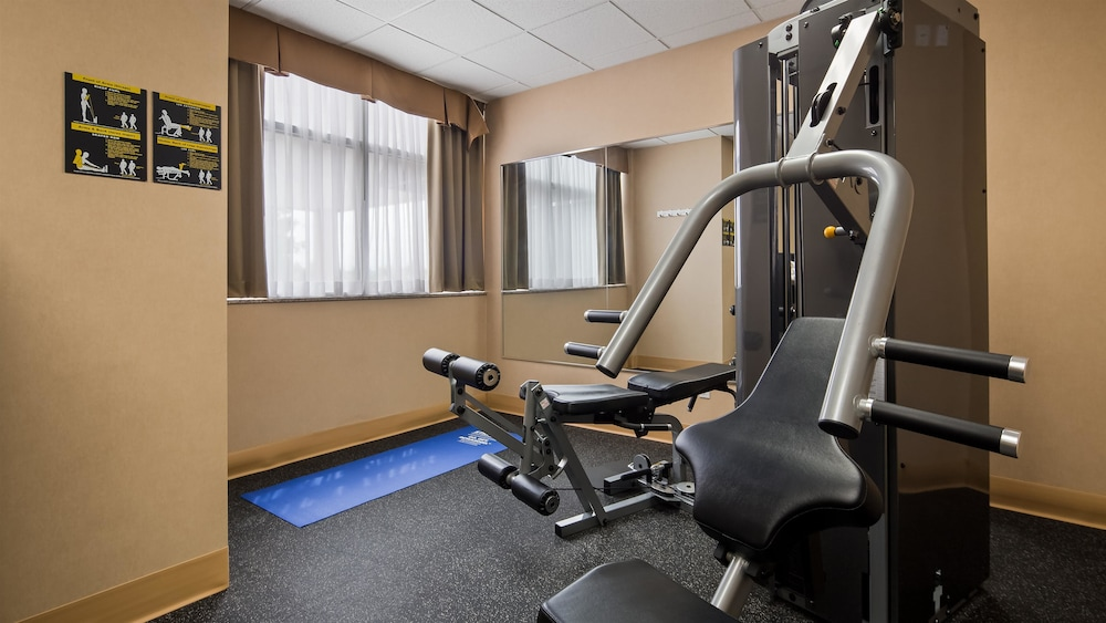 Fitness Facility, Best Western Plus Fergus Hotel