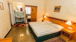 Een kluis op de kamer, een bureau, gratis wifi, rolstoeltoegankelijk
