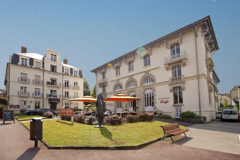 Residence Les Thermes Luxeuil Les Bains France Expedia Fr