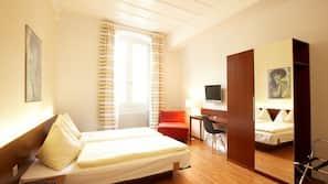 Literie hypoallergénique, coffre-forts dans les chambres, Wi-Fi gratuit