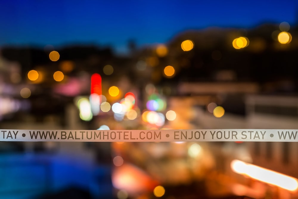 Front of Property - Evening/Night, Hotel Baltum