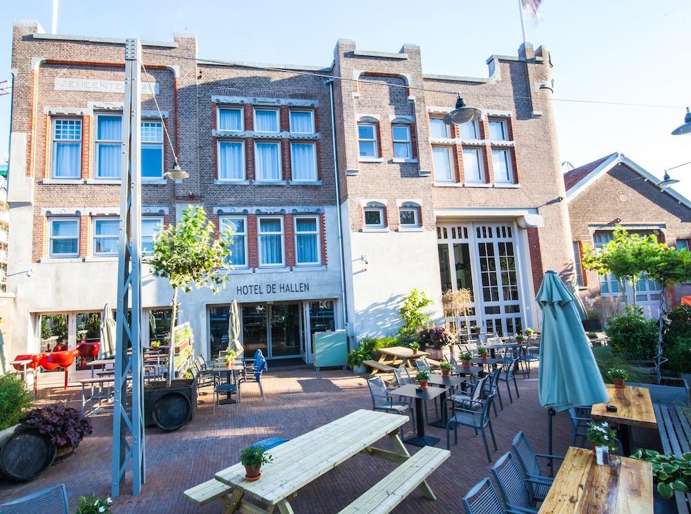 Book Hotel De Hallen Amsterdam Hotel Deals