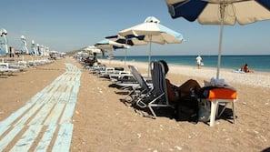 In Strandnähe, kostenloser Shuttle zum Strand