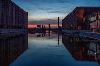Stanley Dock, Regent Road, Liverpool L3 0AN, England.