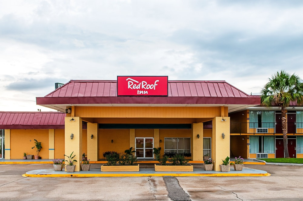 Exterior, Red Roof Inn Slidell