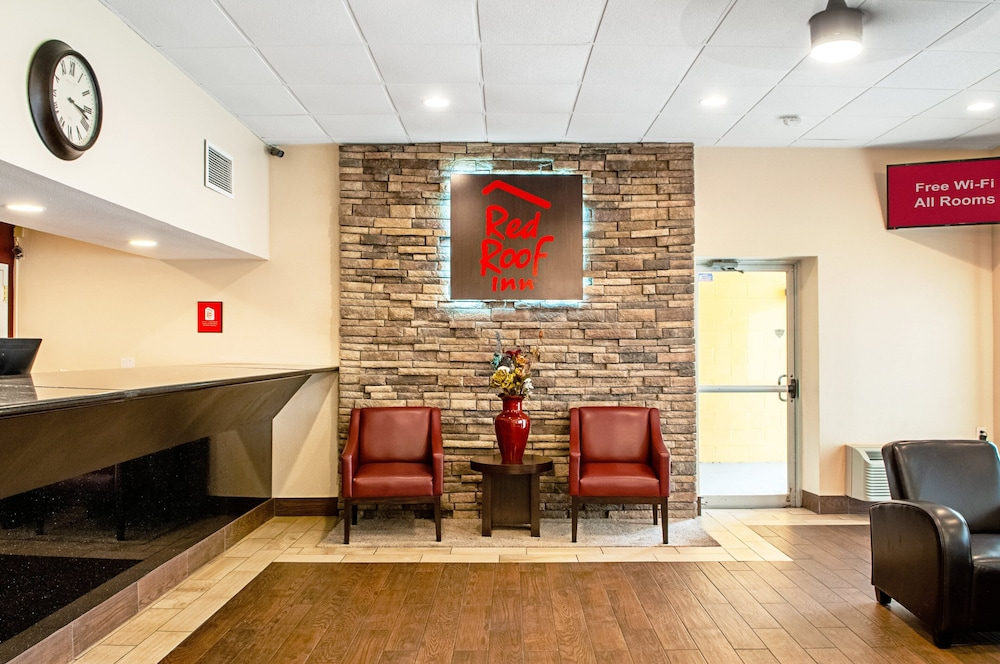Lobby, Red Roof Inn Slidell
