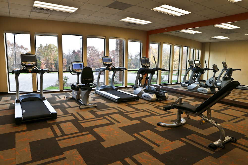 Fitness Facility, Courtyard Battle Creek