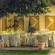 Area per matrimoni all'aperto