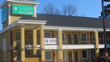 Garden Inn and Suites Little Rock