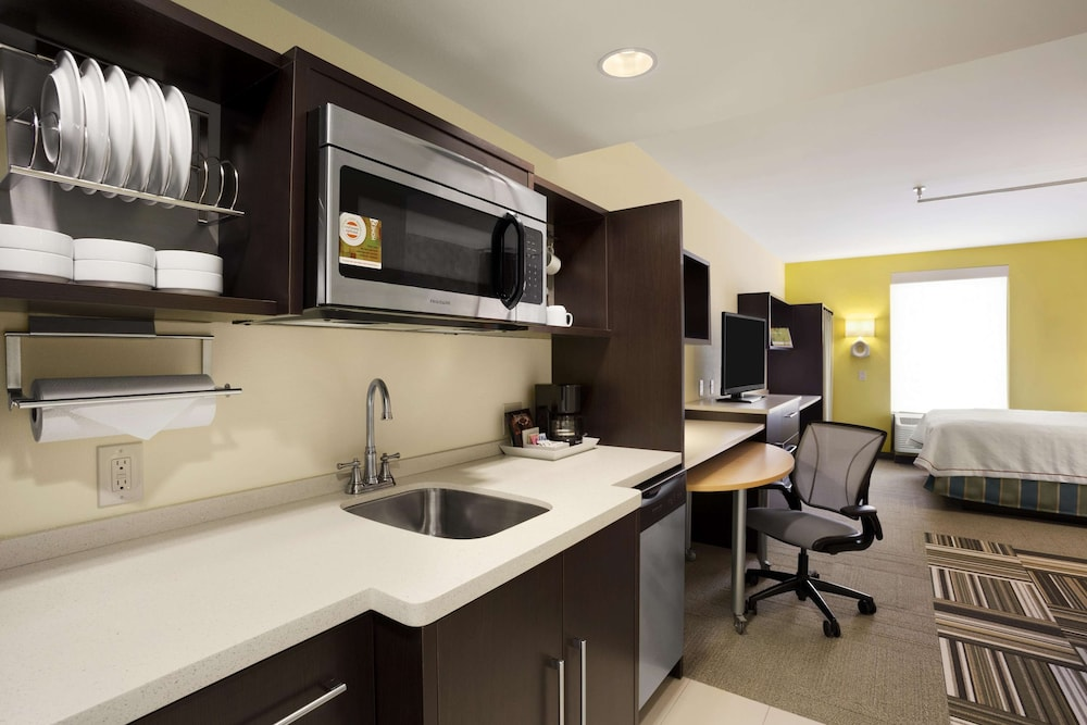 Private Kitchen, Home2 Suites by Hilton Greensboro Airport, NC