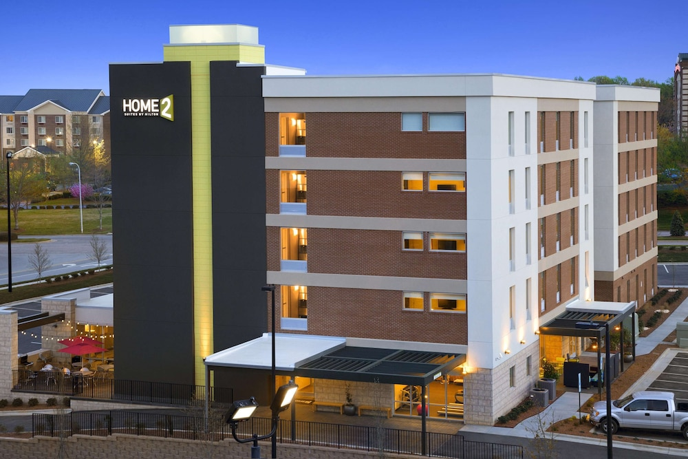Exterior, Home2 Suites by Hilton Greensboro Airport, NC