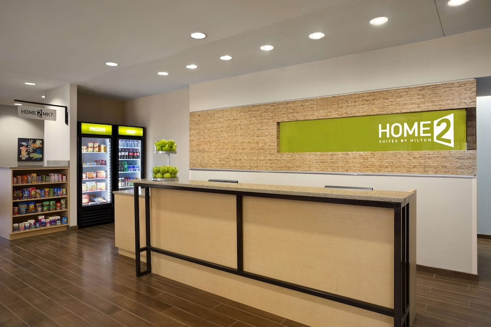 Reception, Home2 Suites by Hilton Greensboro Airport, NC