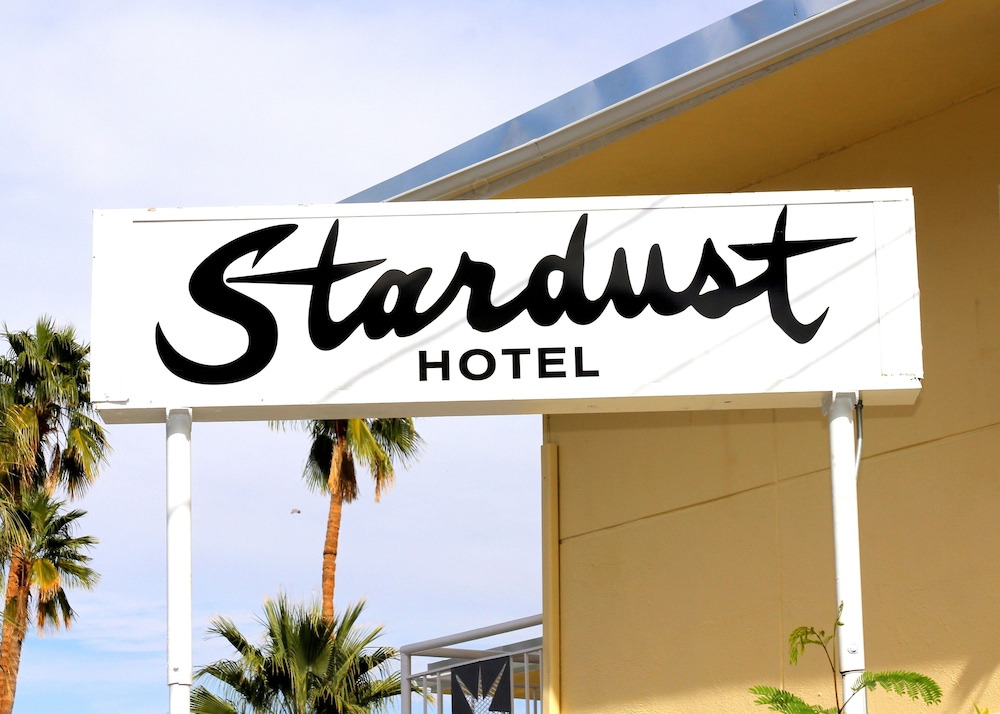 Front of Property, Stardust Hotel