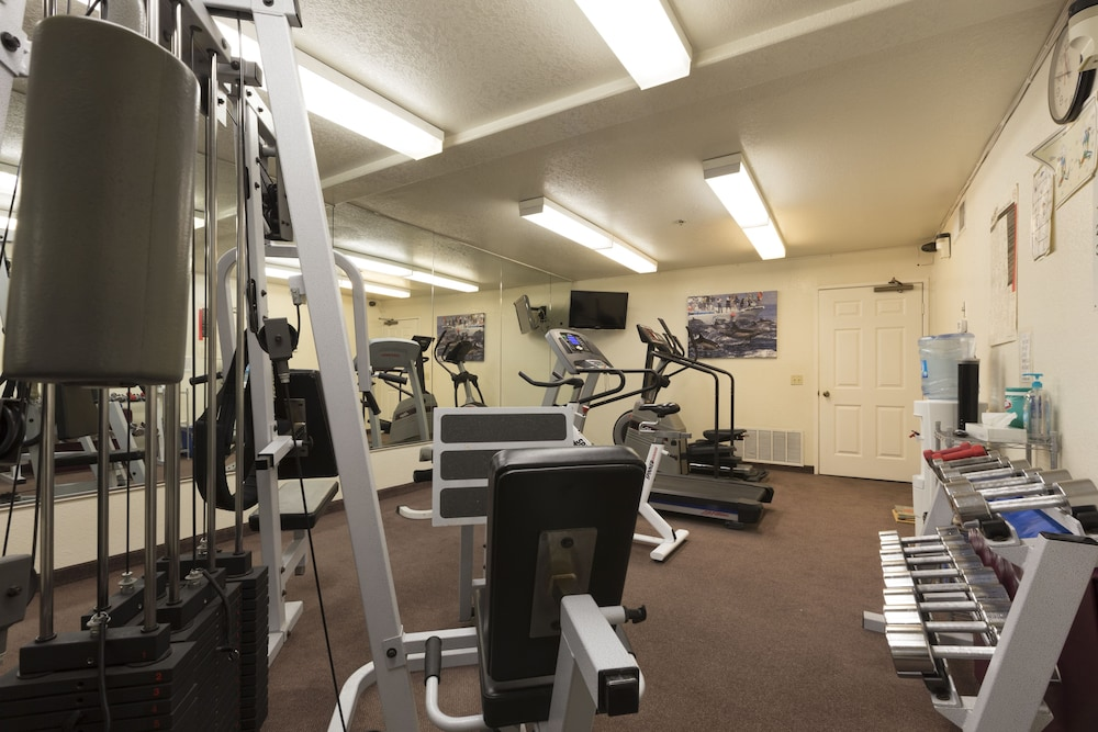 Fitness Facility, Capistrano Surfside Inn