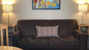 TV with cable channels