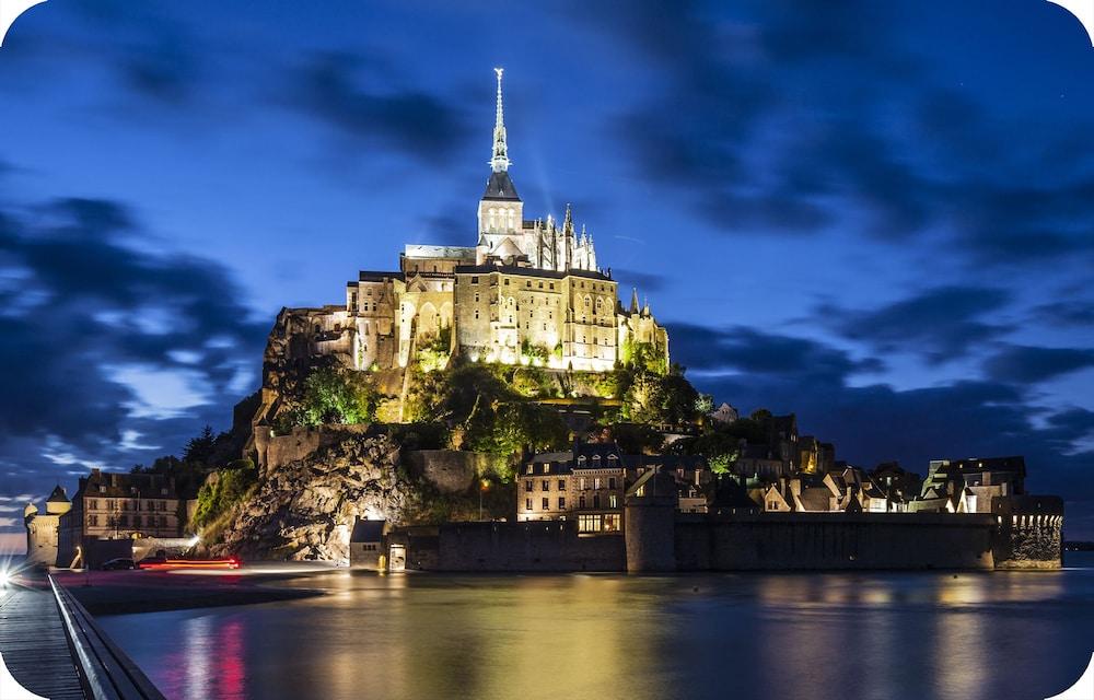 Hotel Vert In Le Mont Saint Michel France Expedia