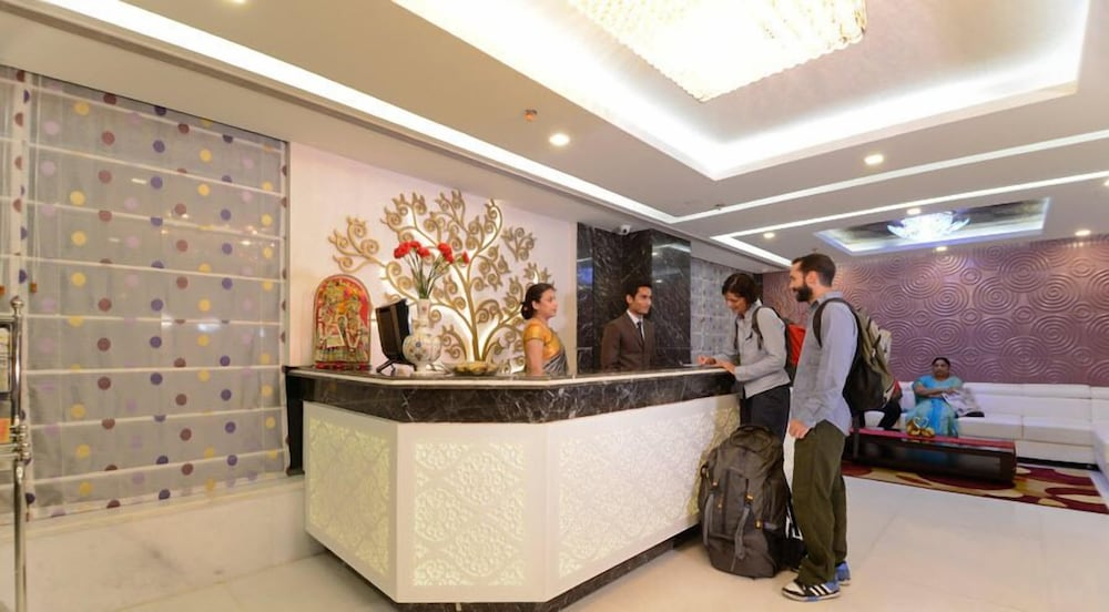 Check-in/Check-out Kiosk, Hotel Atulyaa Taj