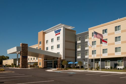 Fairfield Inn & Suites by Marriott Fayetteville North