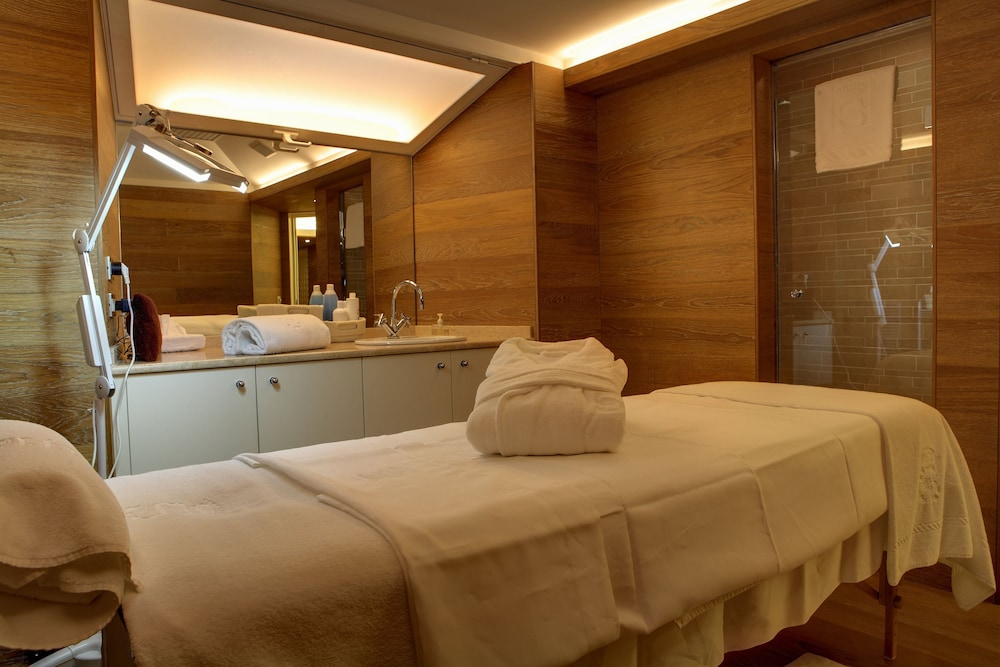 Treatment Room, Villa Spalletti Trivelli
