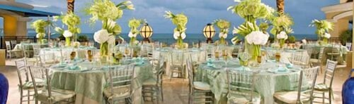 Banquet Hall, Private Residences at the Atlantic Resort and Spa