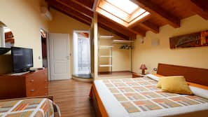 Individually furnished, free cribs/infant beds, rollaway beds, free WiFi