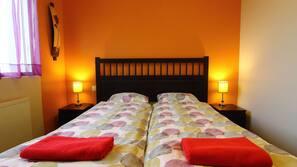 設計自成一格、窗簾、摺床/加床 (收費)、免費 Wi-Fi