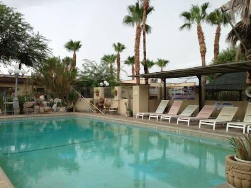 Check Expedia for Availability of Sahara Hot Springs Family Park & Inn