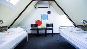 Safe på rommet, individuelt dekorert og gratis wi-fi