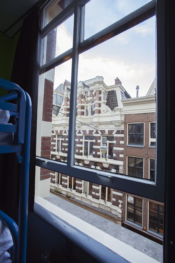 View from Room, The Flying Pig Downtown Youth Hostel