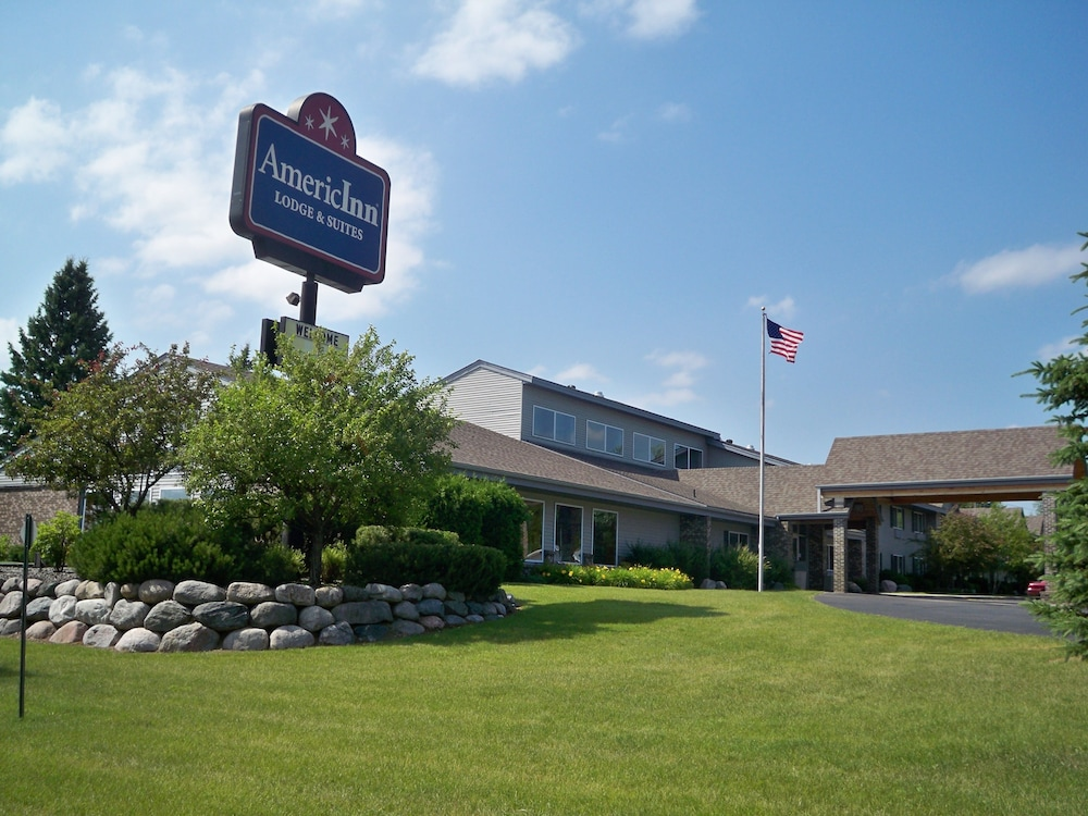 Front of Property, AmericInn by Wyndham Rhinelander