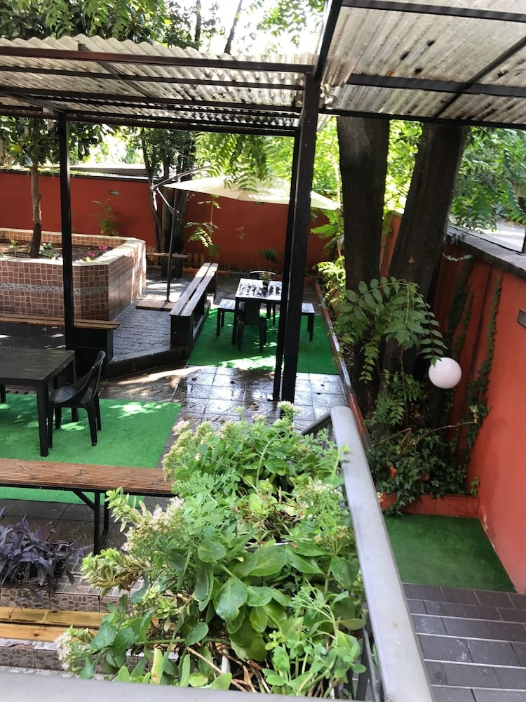 Terrace/Patio, Milano Hostel