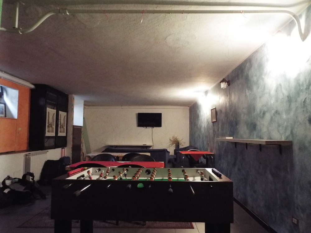 Game Room, Milano Hostel