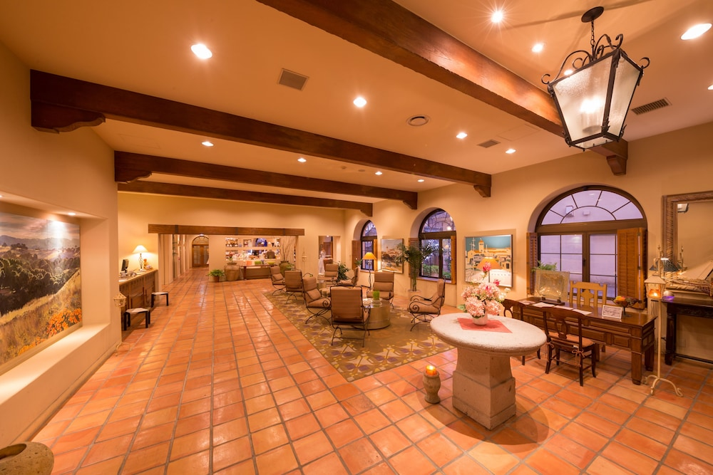 Lobby, Poppy Springs Resort & Spa