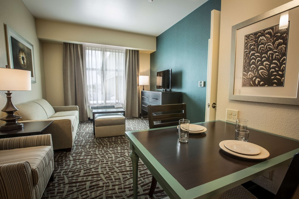 Living Area, Homewood Suites by Hilton Charlotte Ballantyne, NC