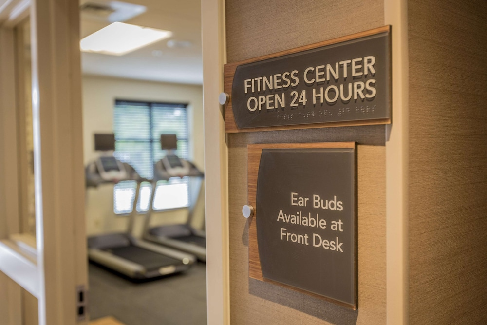 Fitness Facility, Homewood Suites by Hilton Charlotte Ballantyne, NC