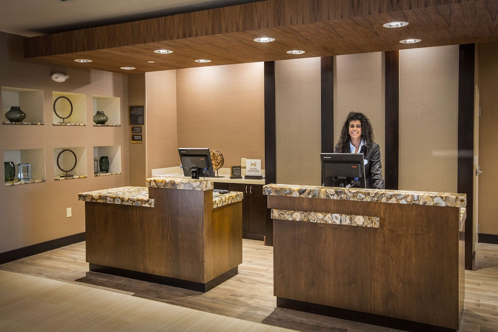 Reception, Homewood Suites by Hilton Charlotte Ballantyne, NC